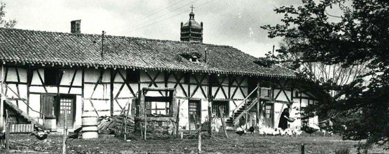 Histoire de Bresse : la ferme du Sougey